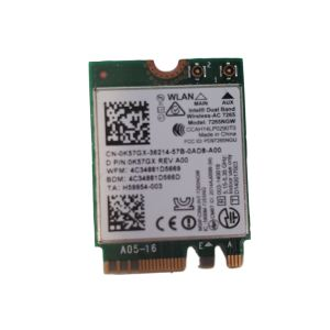 Dell E7250 E7450 Intel Dual Band WIFI Bluetooth Card 7265NGW K57GX