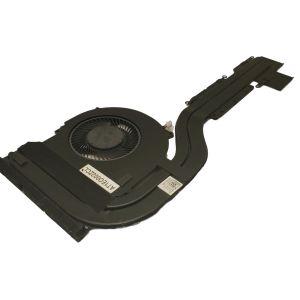 Genuine Dell Precision 3510 CPU Cooling Fan w/ Heatsink 04CN35 4CN35