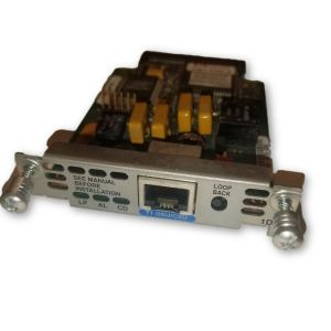 Cisco WIC 1DSU T1 Interface Module 28-2376-03  800-03279-03A0