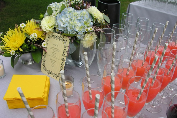 Cocktails and Catering