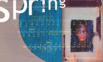 Quarterly calendar (spring)