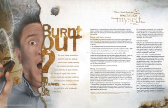 Client Connection, January 2008, feature spread