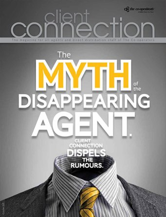 Client Connection, October 2012, cover