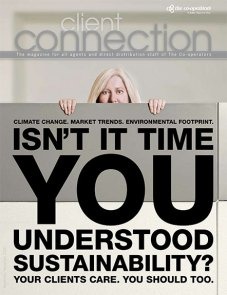 Client Connection, November 2008, cover