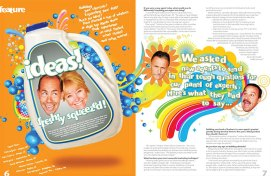 Client Connection, July 2009, feature spread