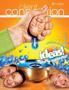 Client Connection, July 2009, cover