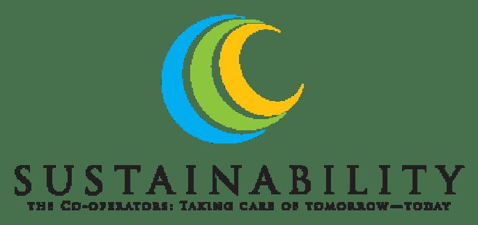 The Co-operators Sustainability logo