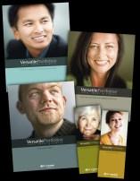 Versatile Portfolios (kit design - brochures)