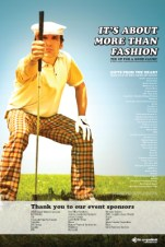 The Co-operators Charity Golf tournament 2008 (poster)
