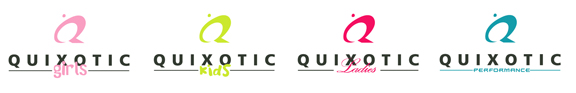 Quixotic Golf, sub brands (logos)