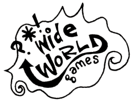 Wide World Games (concept logo)