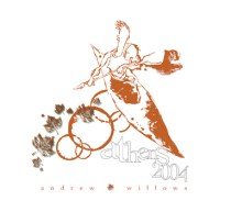 Fundraising T-shirt design - Andrew Willows, Athens 2004