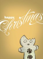Christmas 2012 - Gingerbreadman