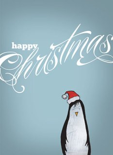 Christmas 2012 - Penguin