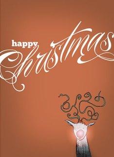 Christmas 2012 - Rudolph