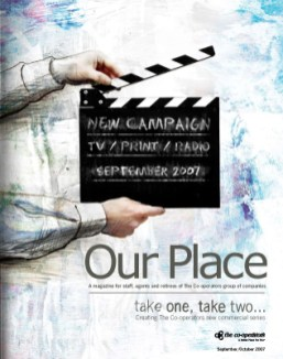 Our Place, September 2007, cover