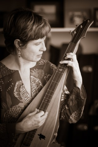 Toya Marie and Her Mountain Dulcimer, Spring 2016