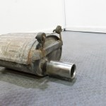 Jdm Used 96 01 Honda Acura Integra Type R Dc2 Coupe Oem Axleback Exhaust For Sale Exhausts J Spec Auto Sports
