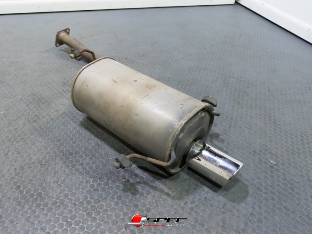 jdm used forester sg5 mmsa2 axleback exhaust to fit your ej25 sg5 sg9 03 08 subaru forester forester xt fsti for sale