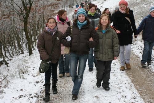 Weihnachtsspaziergang 2007