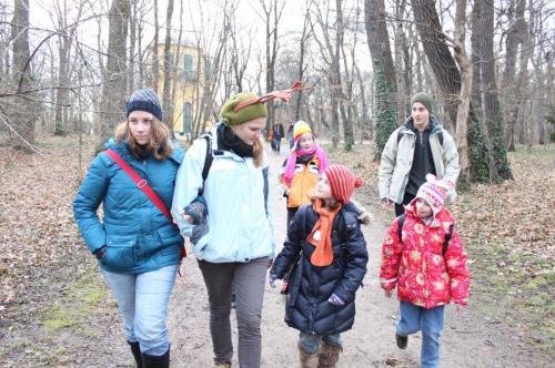 Weihnachtsspaziergang 2009