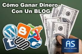 Ganar dinero con un sitio web o blog por Internet