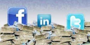 Ganar dinero con las redes sociales por Internet