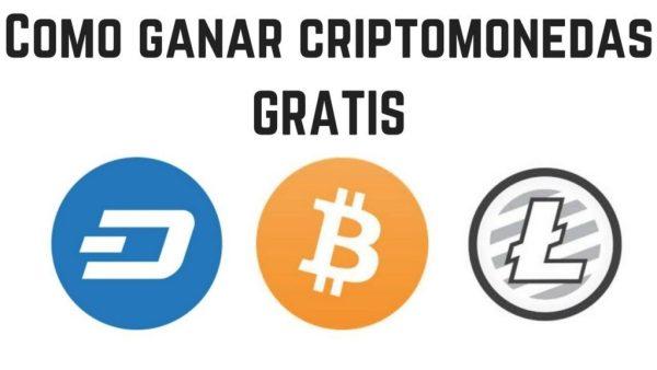 Oportunidades para ganar criptomonedas gratis por Internet