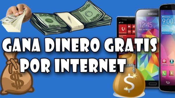 Páginas para ganar dinero gratis por Internet