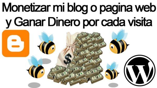 Adfly Ganar dinero con sitio web o blog