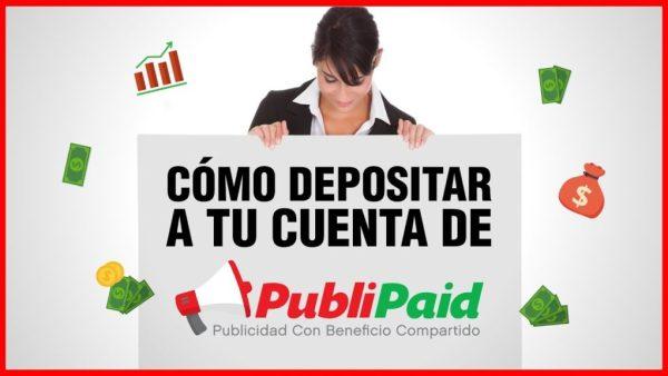 PubliPaid Depositar
