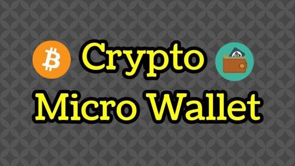 Microwallet