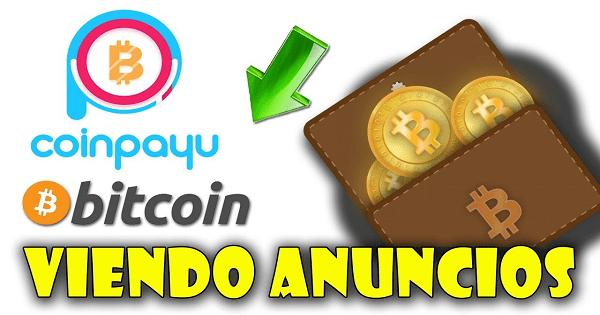 CoinPayU Ganar bitcoin