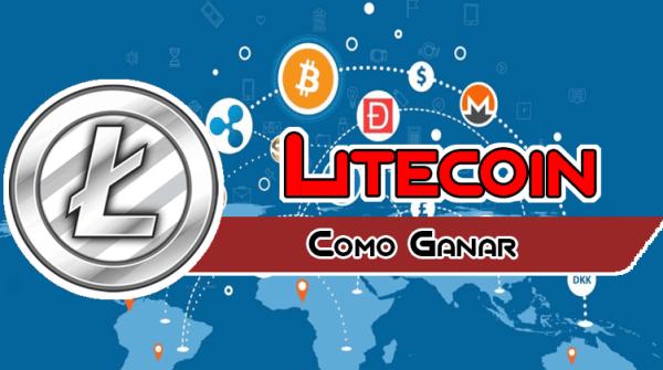 Litecoin Ganar dinero