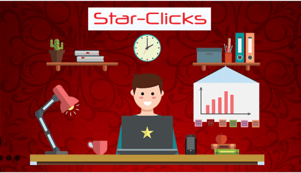 Star-Clicks
