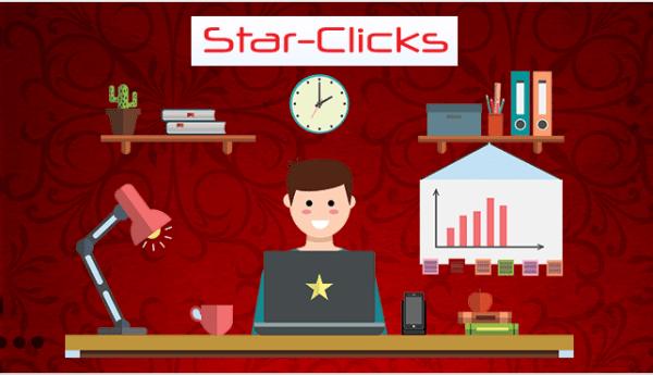 Star-Clicks