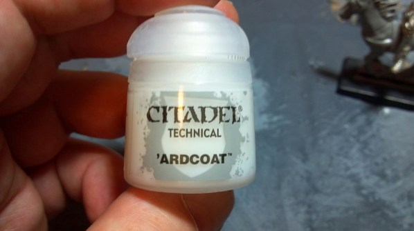 'Ardcoat. Which is cheese-speak for clear coat. Click to Enlarge.
