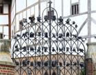 Globe Theatre Gate