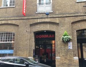 Donmar Warehouse ドンマー・ウェアハウス