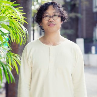 Portrait of Toshiki Okada