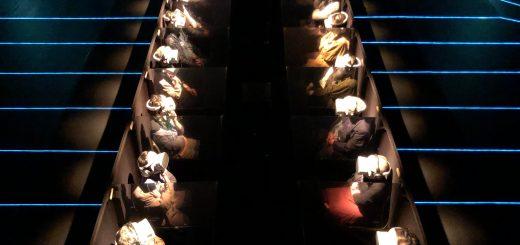 "Audiences are experiencing ""Dark Master VR"" at TMET"