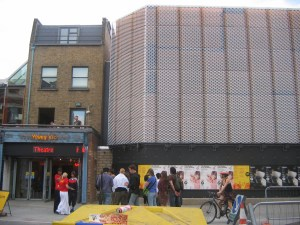 Young Vic Theatre building