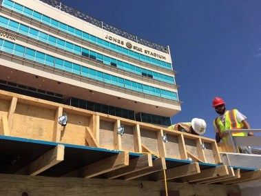 JST Concrete Commercial Contractor Lubbock