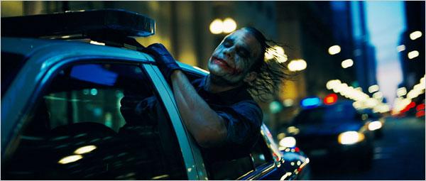 Joker on a Joy Ride