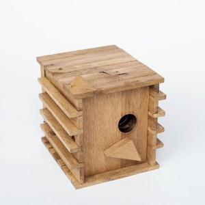 Mini Urn Mockingbird JST Woodworks