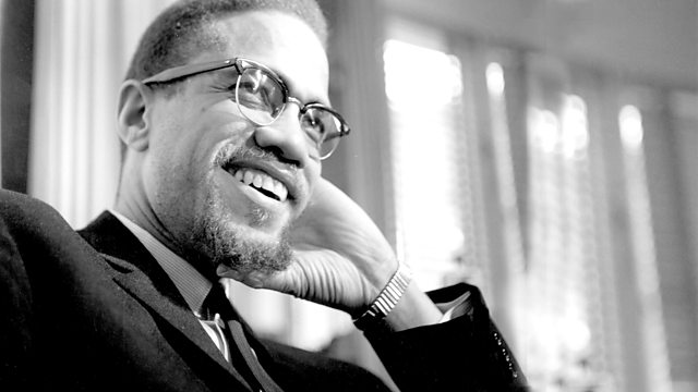 """Malcolm X, pictured, was a popular figure during the civil rights movement and is the subject of the book """"X: A Novel"""". (Michael Ochs Archives/Getty Images)"""