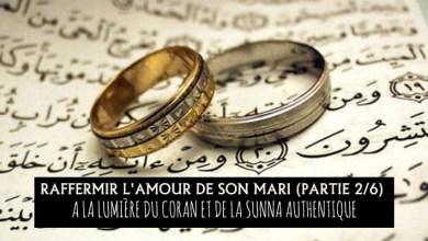 Photo of Raffermir l'amour de son Mari (Partie 2/6)