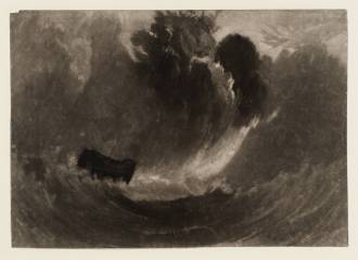 Ship in a Storm - Joseph Mallord William Turner http://www.tate.org.uk/art/work/T05726