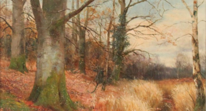 In the Pathless Woods – William Lakin Turner
