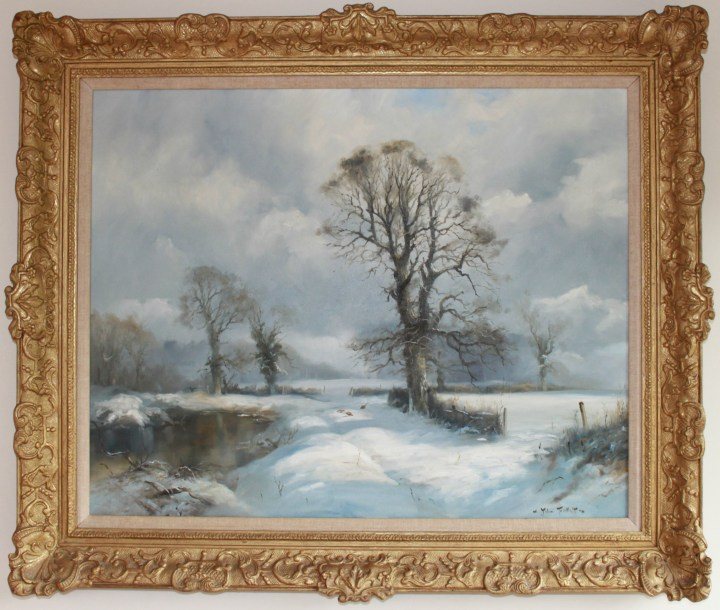 Winter's Day – John Trickett